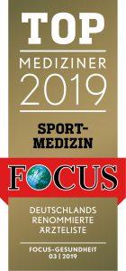 Sportmedizin 2019