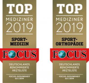 Top Mediziner 2019 Sportmediziner