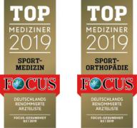 Top Mediziner 2019 Sportmedizin