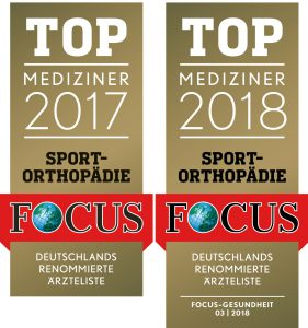 Focus Top Mediziner 2017 / 2018