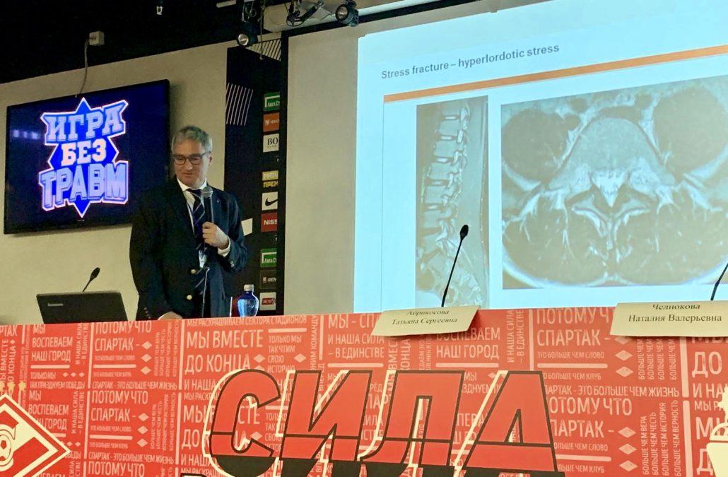 Dr. Christian Schneider in Moskau